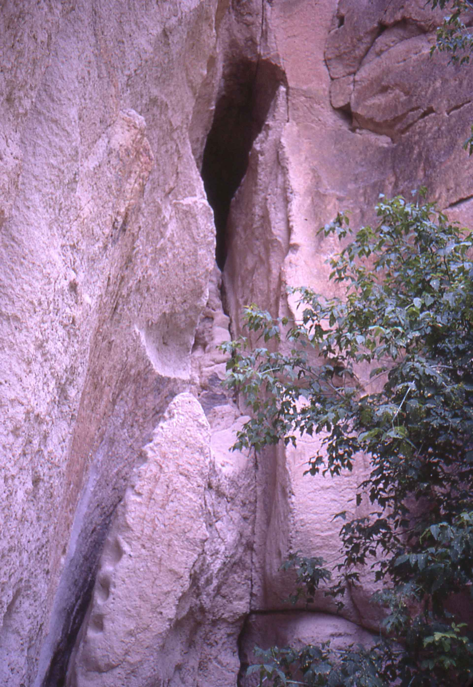 hidden caves